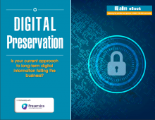 digital preservation eBook cover